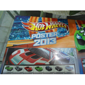 Hw Hot Wheels Poster 2013