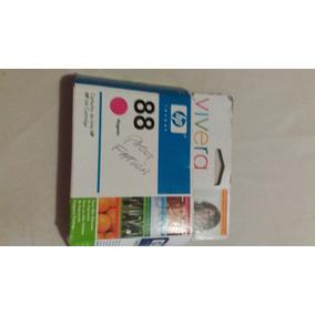 Tinta Original Hp Officejet 88 Magenta Sellado