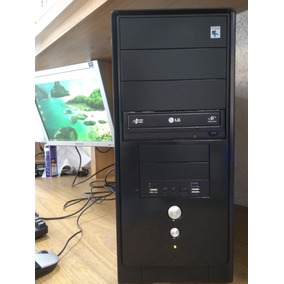 Computador Asus Intel Core2quad Q6550, Memória 8gb, Hd 500gb