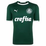 Camisa Palmeiras 2019 Puma Pronta Entrega Frete Grátis