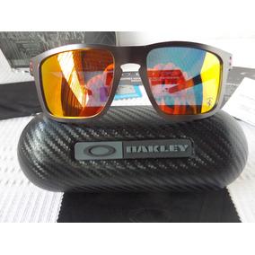 Oculos Oakley Holbrook Metal Ferrari - Óculos De Sol Oakley Holbrook ... 8c5b01839e
