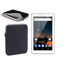 Tablet M7s Plus Quadcore Câmera Wi-fi 1gb Ram 7pol 8gb + Neo