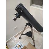 Telescopio Astro Master 76/700 Eq
