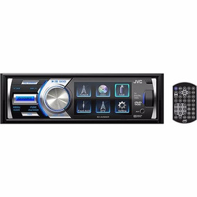 Dvd Player Jvc Kd-av300 Tela 3 Mp3 Wma Aux Usb Ipod/iphone