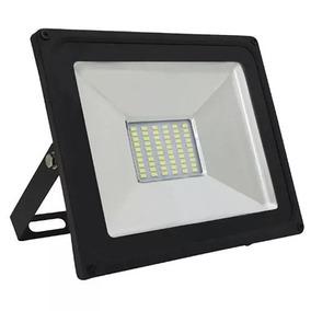 Refletor Led Holofote 10w Bivolt Branco Frio Ip65 6000k