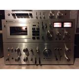 Deck Cassettera Vintage Technics Pioneer Sansui Marantz