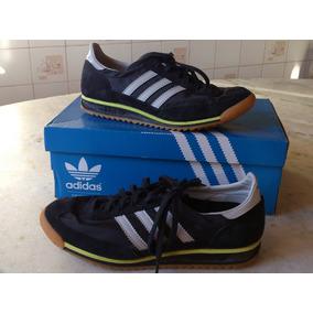 1a2d847374c Tênis adidas Sl 72 Originals Preto - N37- Semi Novo
