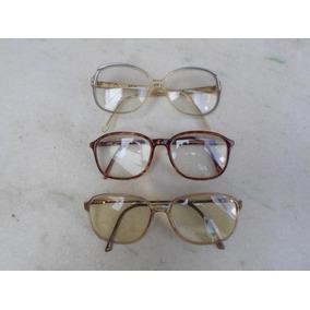 96b8762d56f82 3 Oculos De Grau Antigos Retro Vintage Leia O Anuncio 01 · R  89