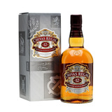 Whisky Chivas Regal X 750cc C/ Estuche