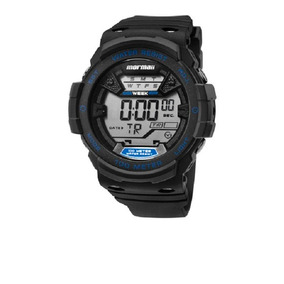 c26dba3334f 8a Masculino Azul Relogio Digital Mormaii Yp9467 - Relógios De Pulso ...