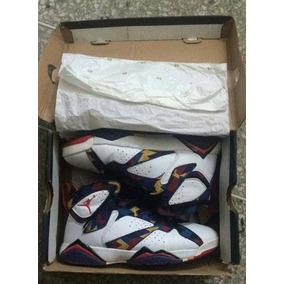Zapatos Jordan Payaso 23 Zapatos Nike Blanco en Mercado