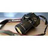Canon Rebel T3i - Muy Cuidada Poco Uso