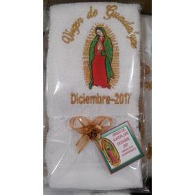 7e05e81e9bf Recuerdo Toallitas Bordadas Para Rezos Virgen De Guadalupe