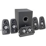 Parlantes 5.1 Logitech Z506 Sonido Envolvente