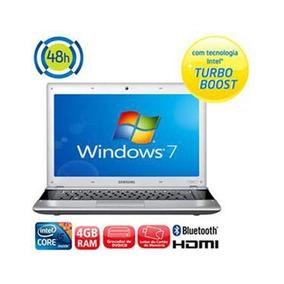 Notebook Samsung Np300 Core I5 Hd 500g /4gb Core I5