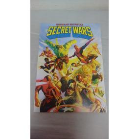Guerras Secretas Secret Wars Poster Para Quadro