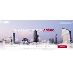 Site Profissional De Imobiliária Instalado E Personalizado