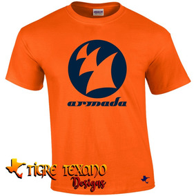 Playera Djs Armin Van Buuren Mod. 10 By Tigre Texano Designs