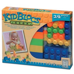 Kid Blocs - Cartucho 24 Peças
