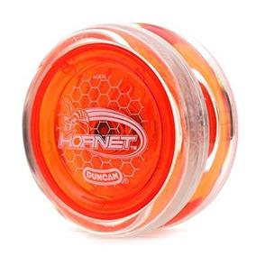Duncan Hornet Transparente Con Gorro Rojo Looping Yo Yo 887d45f6d99
