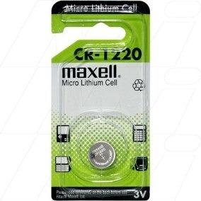Bateria / Pila Cr1220 Maxell
