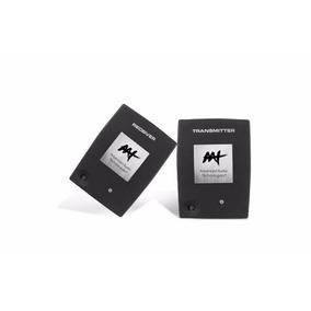 Kit Wireless P/ Subwoofer Aat Swk-1 Transmissor Receptor