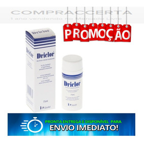 Driclor Roll On 75ml Pronta Entrega - Envio Rápido Promoção