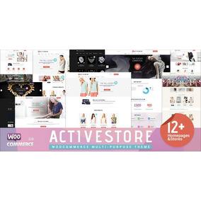 Activewear Woocommerce Responsive Wordpress Tema