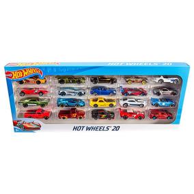 Autos Hot Wheels - Caja 20 Unidades - Envio Gratis