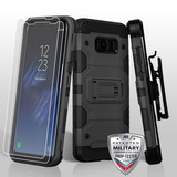 Samsung Galaxy S7 Edge Protector Uso Rudo + Clip 100% Calida