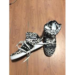best sneakers b3d25 08a1c adidas Jeremy Scott Usa 8 1 2