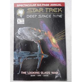 Star Trek Deep Space Nine Annual Nº 1 Looking Glass War 1995