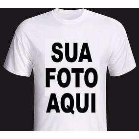 Kit Com 10 Camisetas Brancas Personalizada Para Eventos