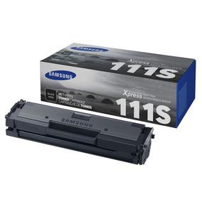 Toner Samsung Mlt D111s 111s 111s Original Lacrado