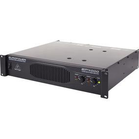 Potência Behringer Europower Ep4000 220v