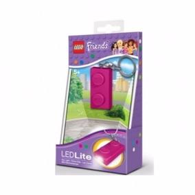 Legovchaveiro Key Light Brick Roxo,rosa E Azul Cada Unidade