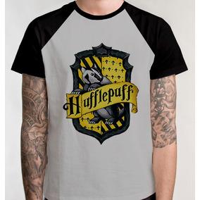 6b7a909db Camiseta Harry Potter 4 Casas - Camisetas e Blusas no Mercado Livre ...