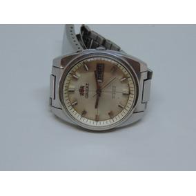 Lindo Relógio De Pulso Japonês Marca Oriênt Automático.