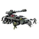 Mega Bloks Dpj94 Toy - Halo Wars 2 - Unsc Kodiak Cerco Cañón