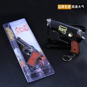 Chav. De Metal Arma P92 Pubg Réplica. Em Escala.