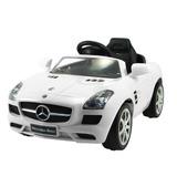 Auto Mercedes Benz A Bateria Bebitos 12v 2 Motores De 15w