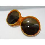 cad51b6489e4f Oculos Feminino Anos 70 Italiano Original Perfeito Unico