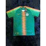 Camisa Da Seleção Costa Do Marfim Oficial - Super Promoção 131d4e962c6b6