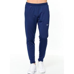 Pantalon Nike Dry Fit Azul Hombre aa90229346c9