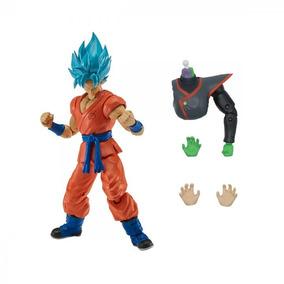 Dragon Ball Super Figura De Ação Boneco Blue Goku - #35863