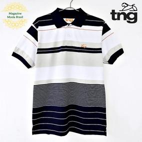 Camisa Polo Tng Homem - Pólos Manga Curta Masculinas no Mercado ... 04fa3eb294cd6