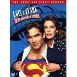 Lois E Clark As 4 Temporadas Completas