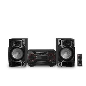 Minicomponente Panasonic Scakx300pnk, 4.950w / Bluetooth /
