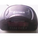 Radio Reloj Marca Imaco