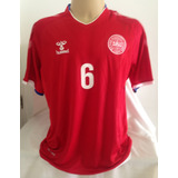 2fc2ca3d0e Camisa Dinamarca Hummel - Camisas de Futebol no Mercado Livre Brasil